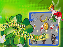 Игровой автомат Darling Of Fortune в Вулкан 24