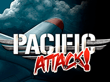 Игровой автомат Pacific Attack в Вулкан 24